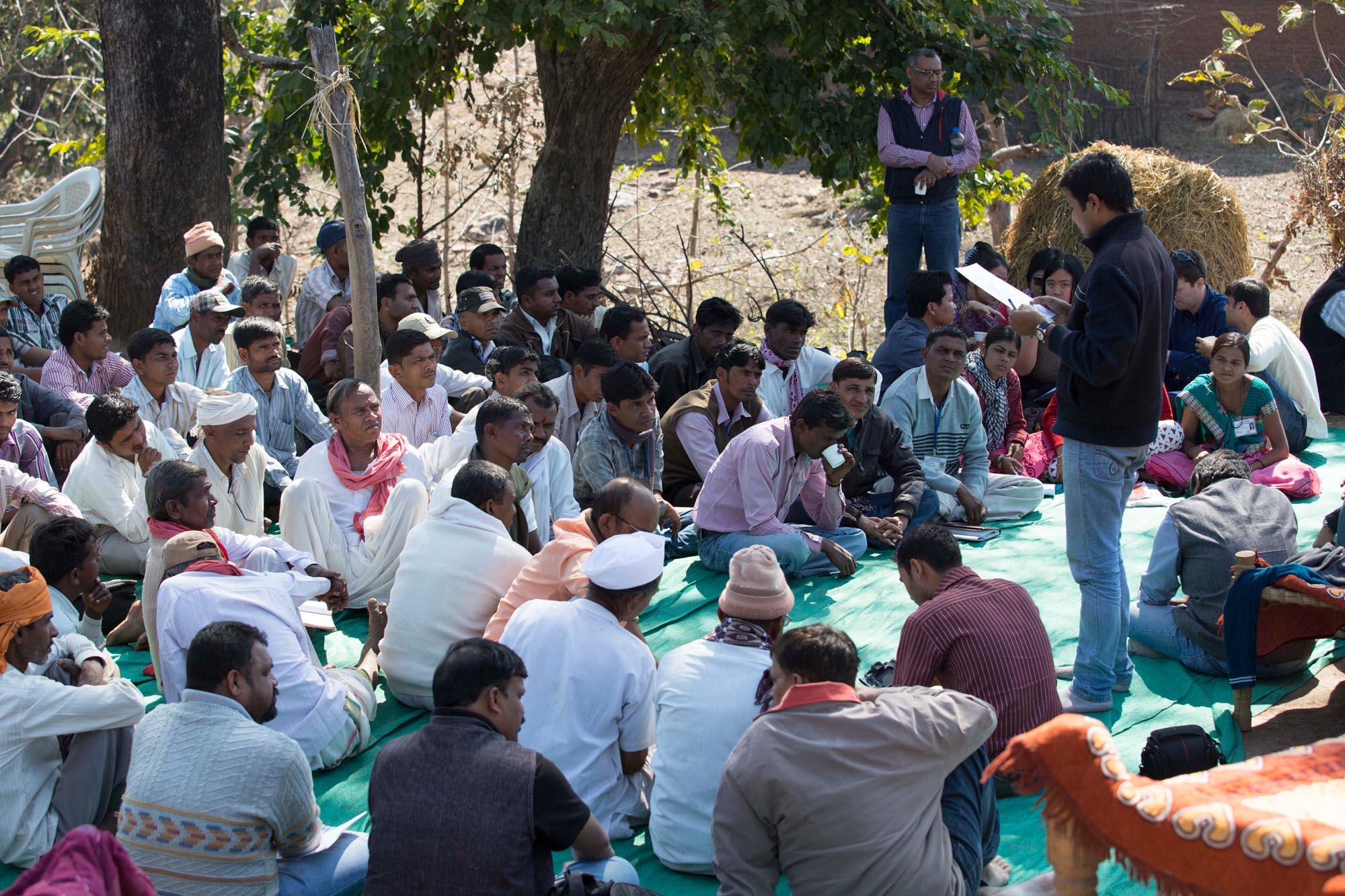 FES meeting, Gujarat 2014
