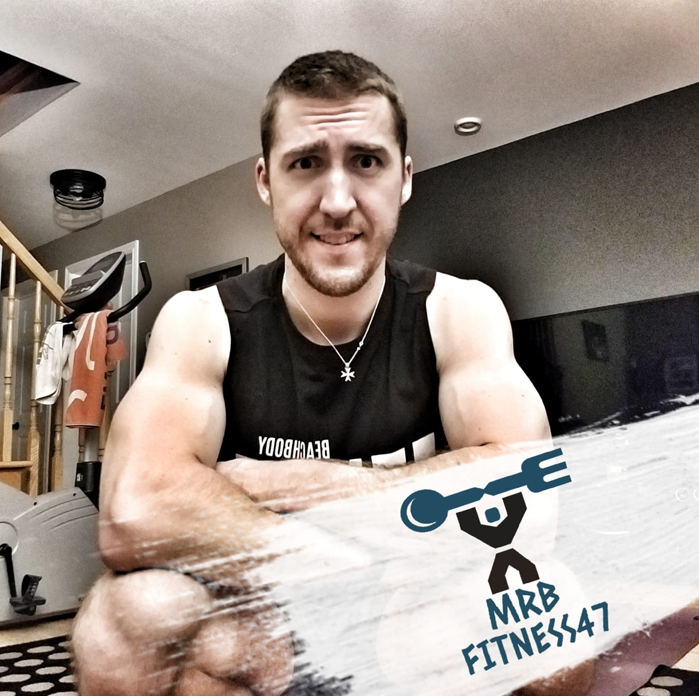Matt Bracegirdle   Cohost of the  Fit Men Movement podcast , certified Insanity instructor, king of consistency, master of early morning workouts, husband, sports enthusiast, former athlete and big proponent of Men's Mental Health.