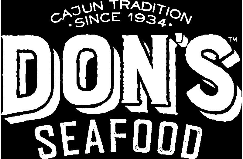 Don's Seafood Logo - Covington, LA - Don's Seafood