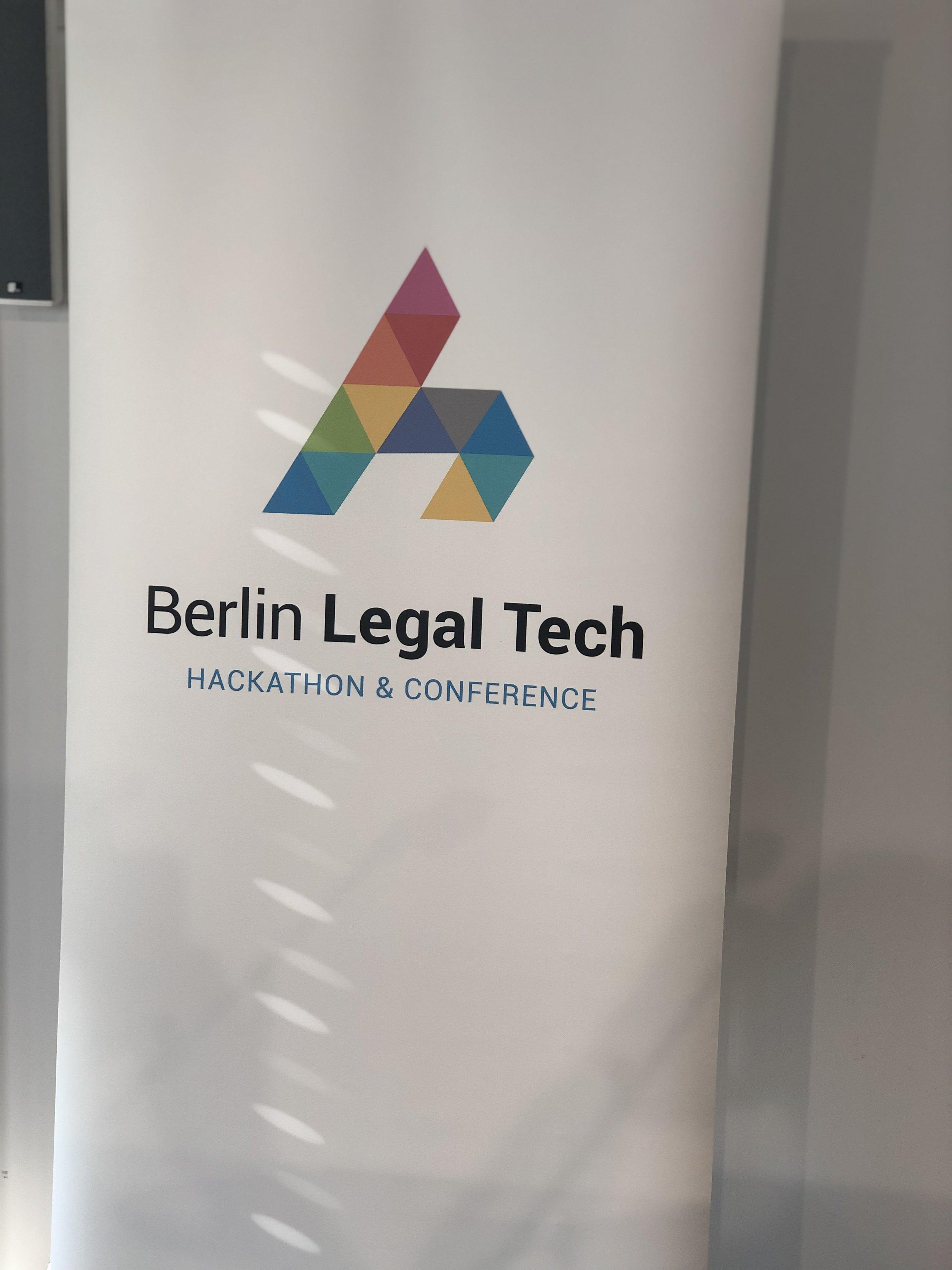 plusYOU @ LegalTechBerlin 2019