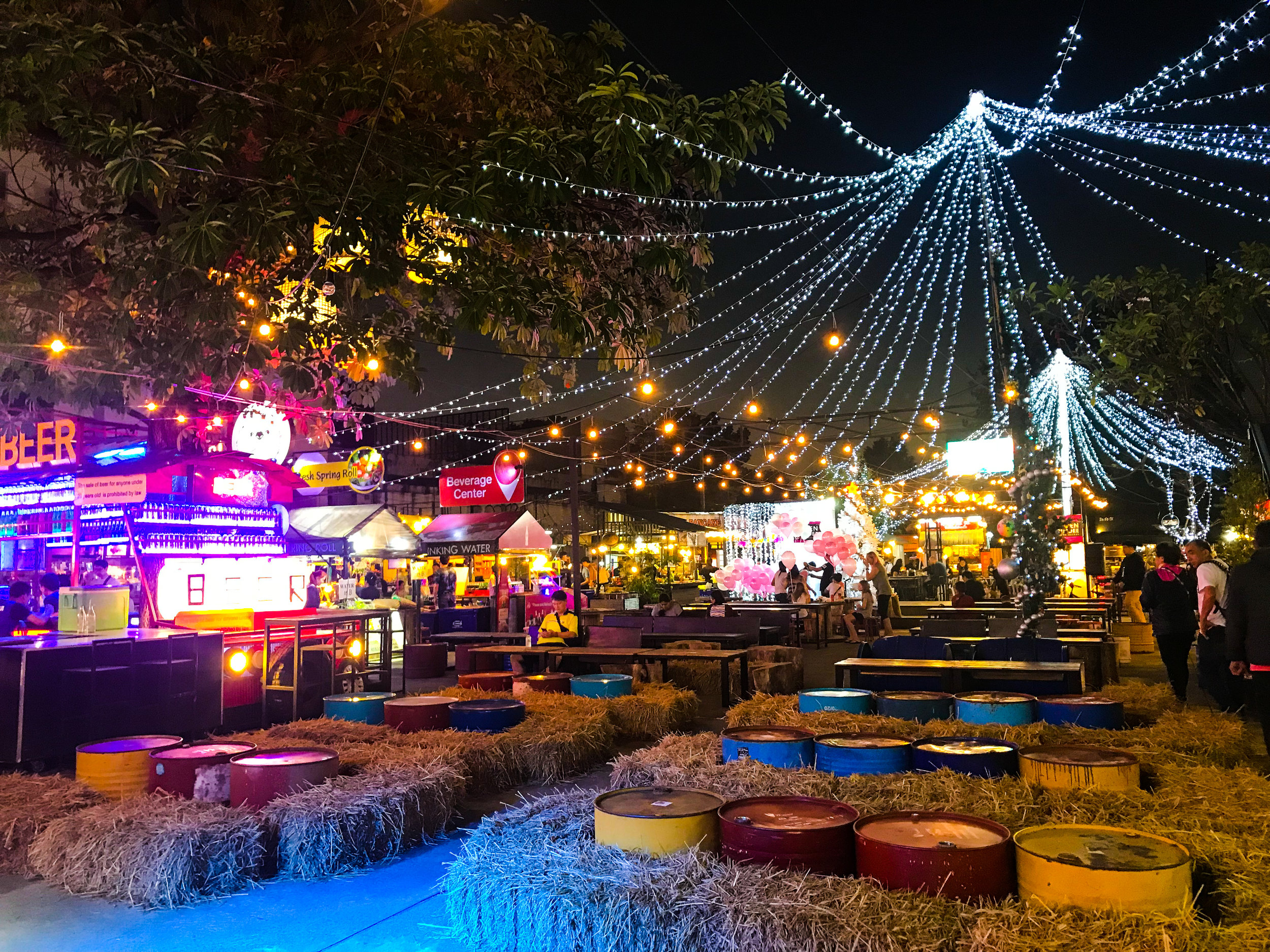 Chiang Mai - night market