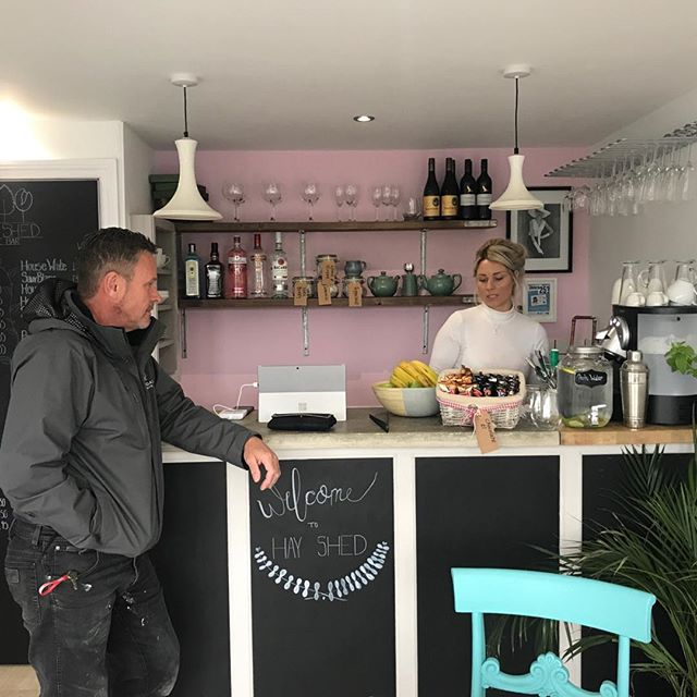 WE ARE OPEN- so exciting! If you're staying with us our EXCLUSIVE guests only cafe bar is open for coffee, cake Prosecco, gin and more! #Hayshed #CafeBar#Prosecco #Gin #Welcome #Rossendale #glampingnotcamping #staycation #Cake #Nespresso