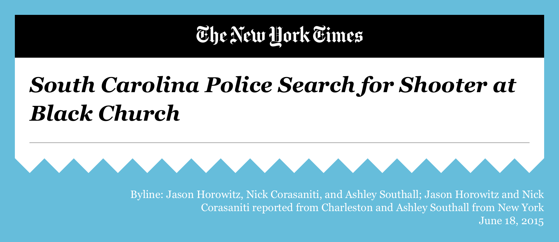 South Carolina Police Search for Shooter at Black Church.png
