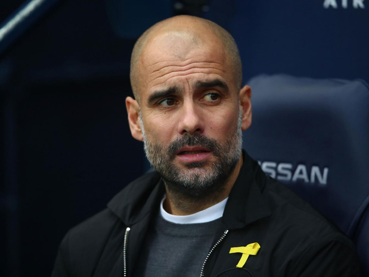 Copy of Pep Guardiola