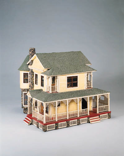 Copy of Robert Gober - Dollhouse