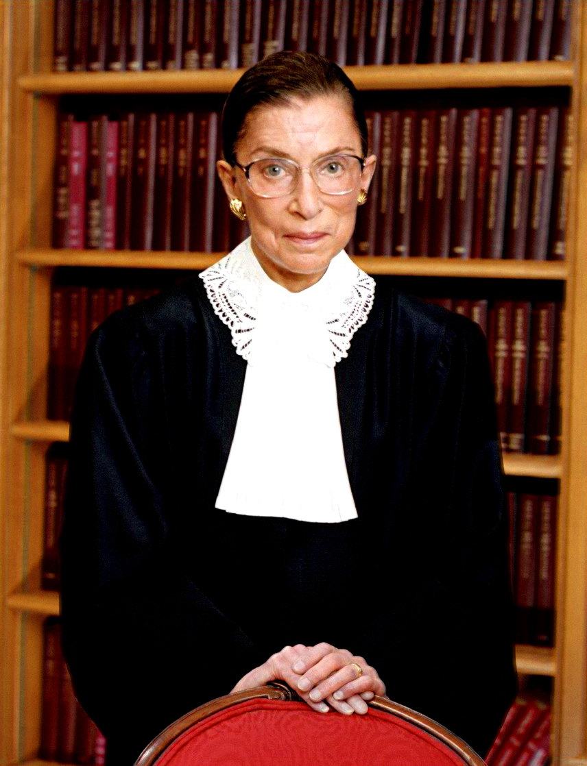 Copy of Ruth Bader Ginsburg