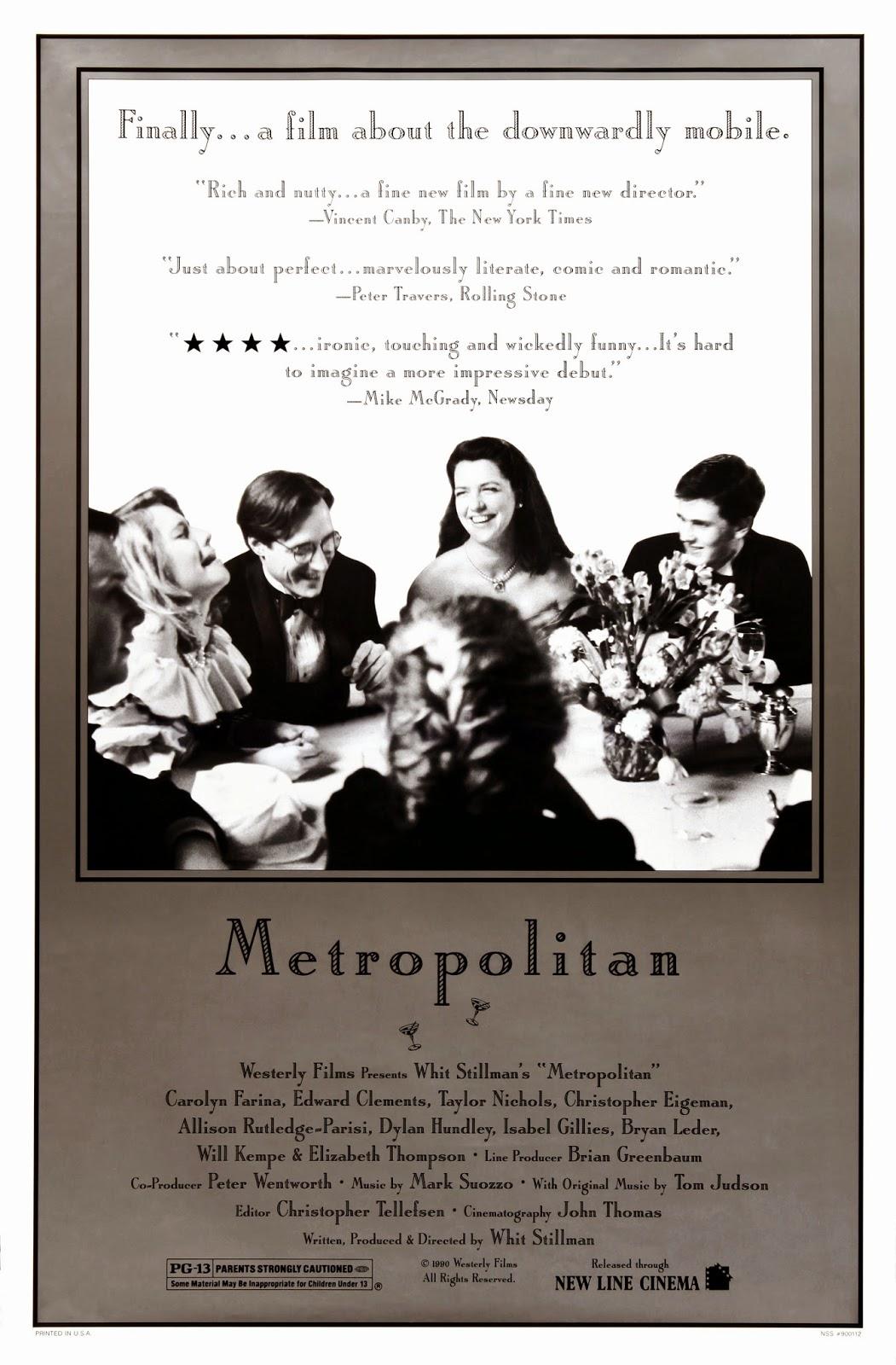 Whit Stillman - Metropolitan