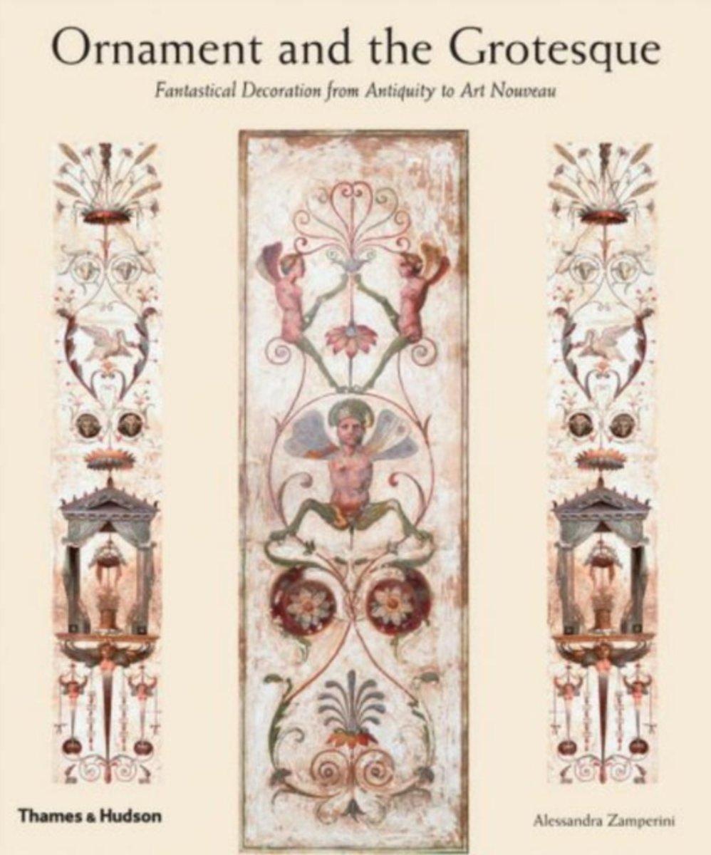 Alessandra Zamperini - Ornament and the Grotesque,