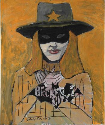 Andy Hope - Broken City