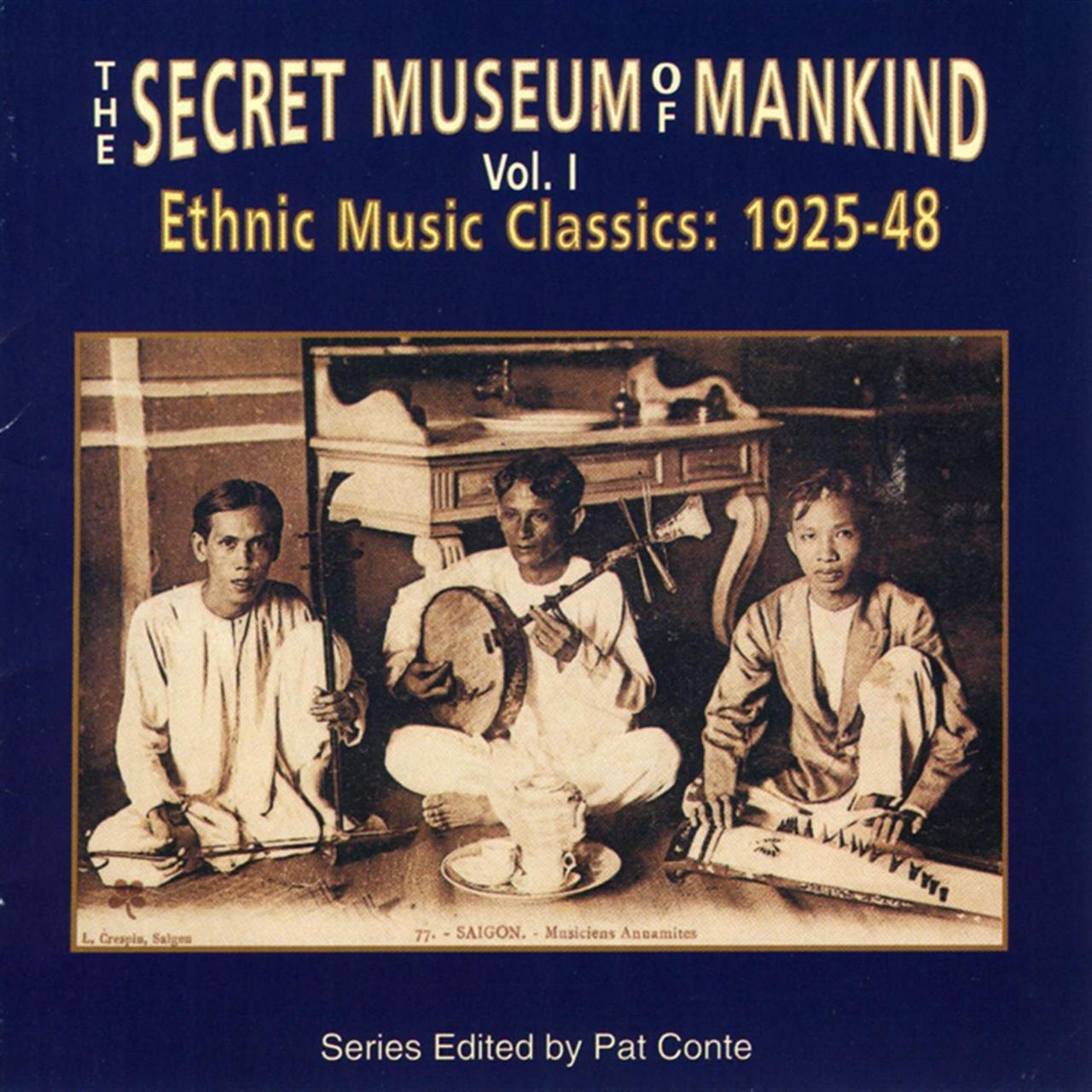 Secret Museum of Mankind series