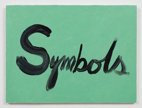 Ree Morton - Symbols (Signs of Love)