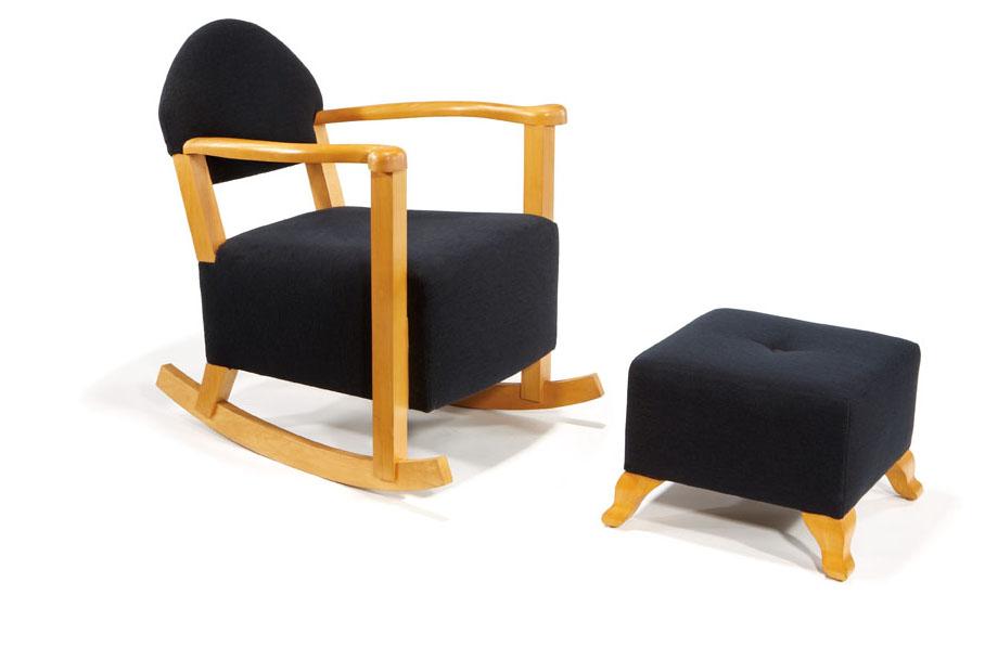 Roy McMakin - Rocking chair