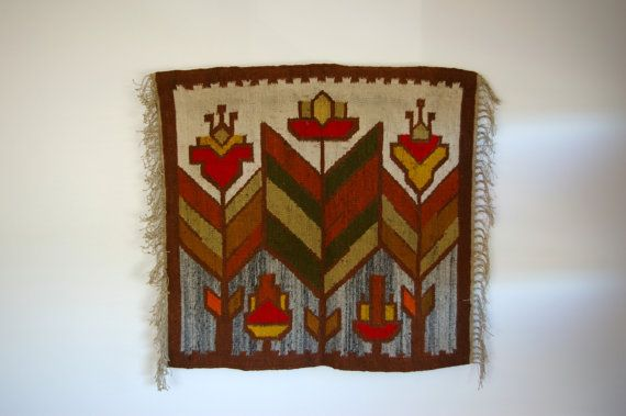 Polish Folk Tapestry