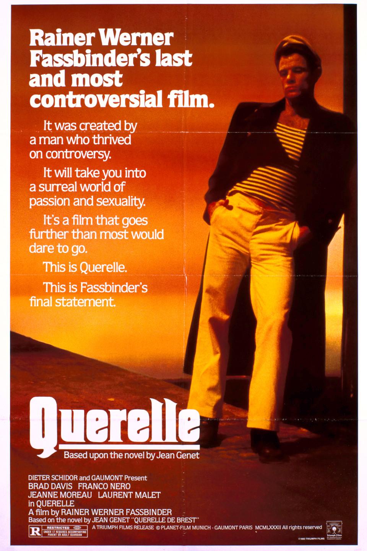Rainer Werner Fassbinder - Querelle