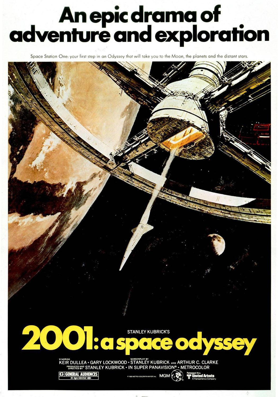 Stanley Kubrick - 2001 A Space Odyssey