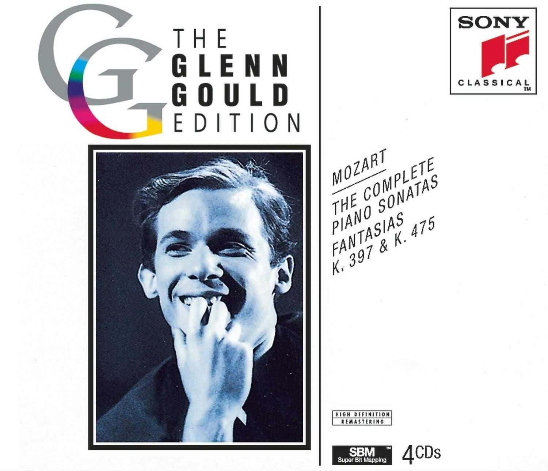 Glen Gould - Mozart- The Complete Piano Sonatas; Fantasias, K397 & K475