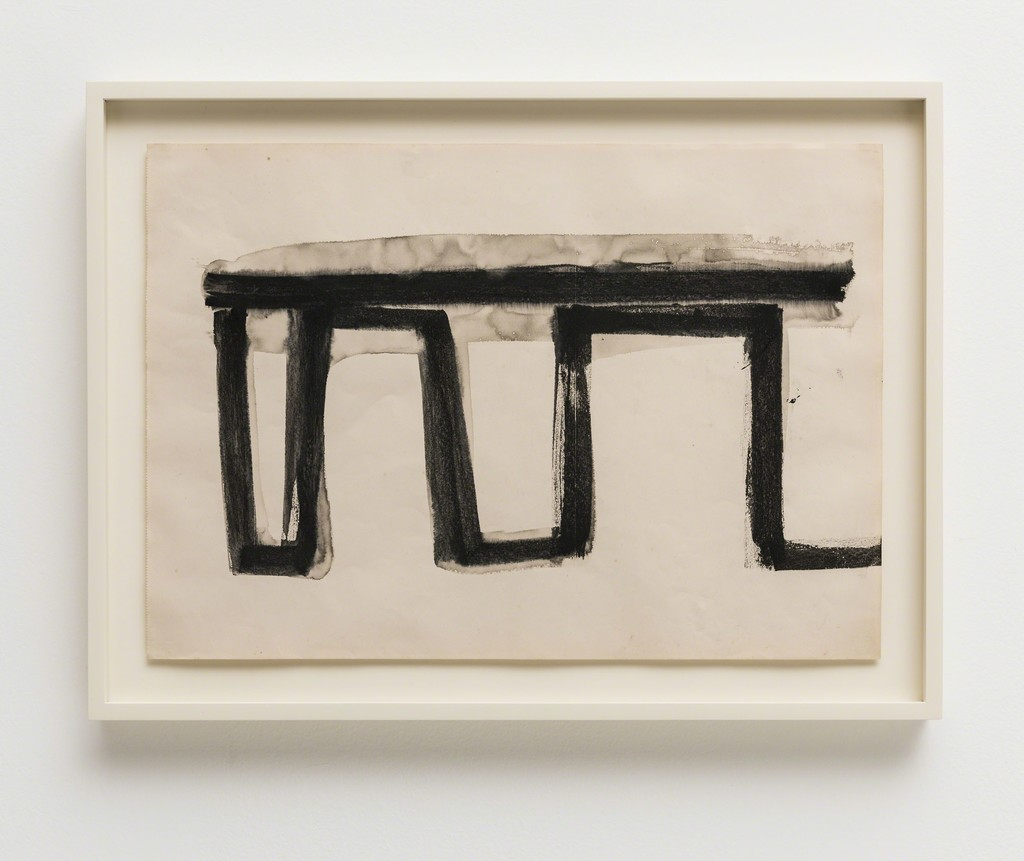 Mira Schendel - Untitled [from the Aguadas series]
