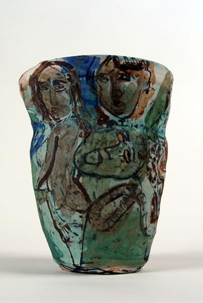 Roger Herman vase
