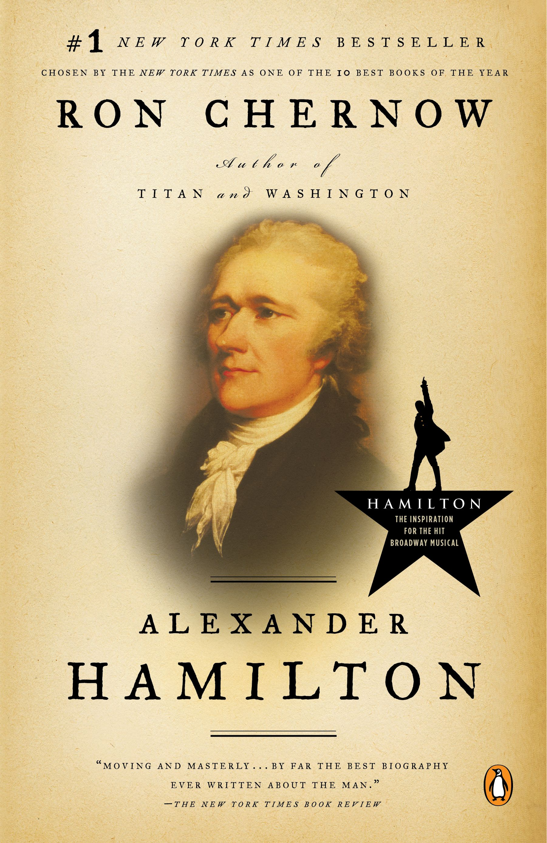 Ron Chernow - Alexander Hamilton