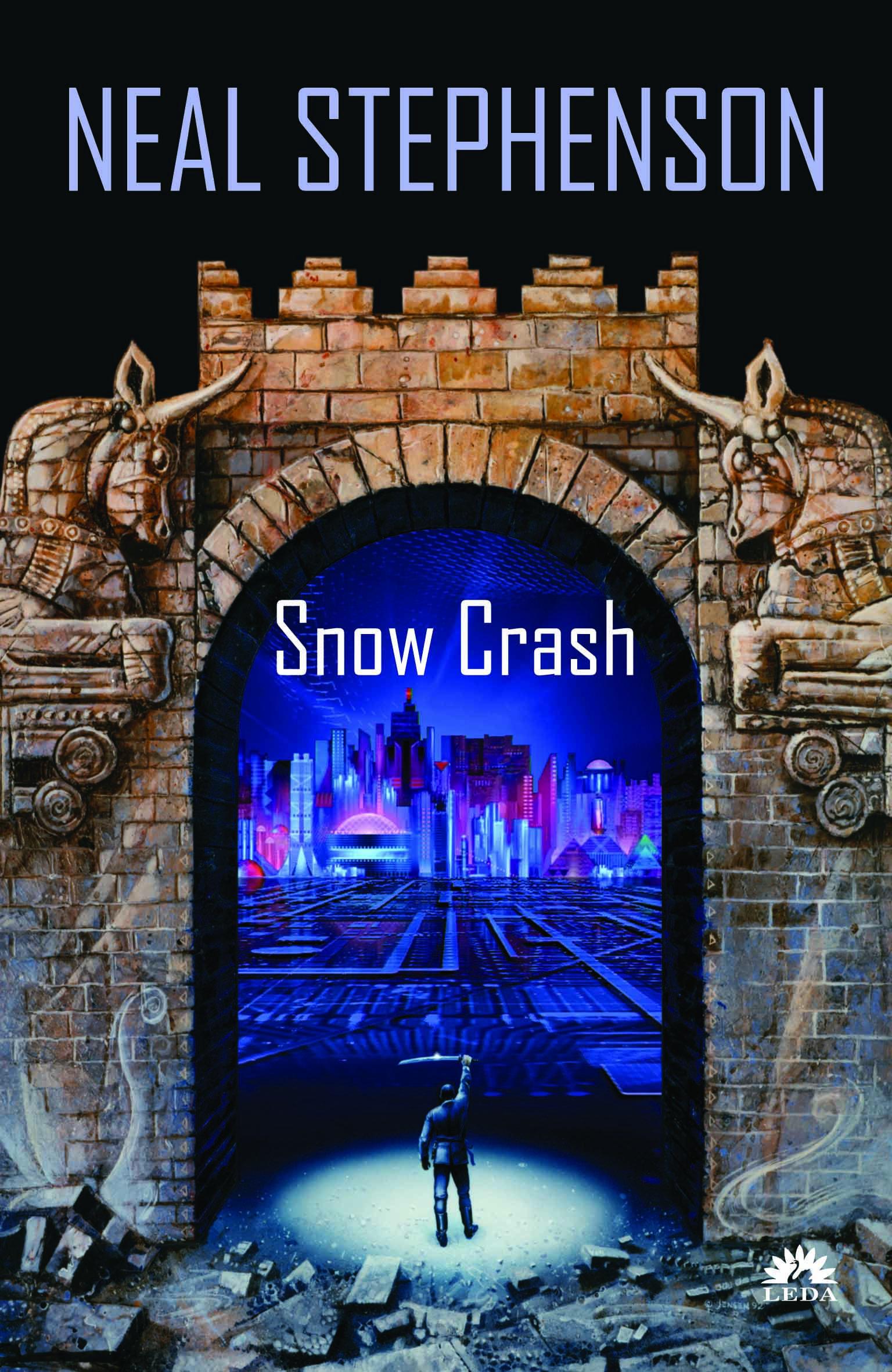 Neal Stephenson - Snow Crash