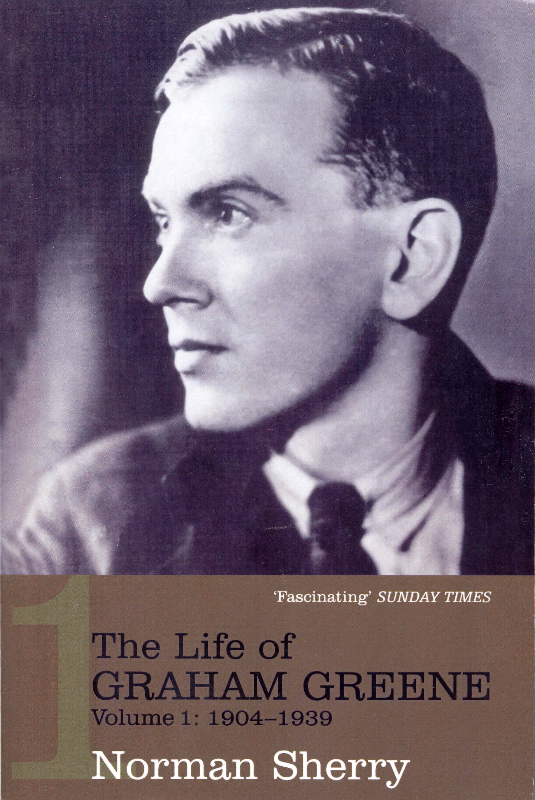 Norman Sherry - The Life of Graham Greene 1