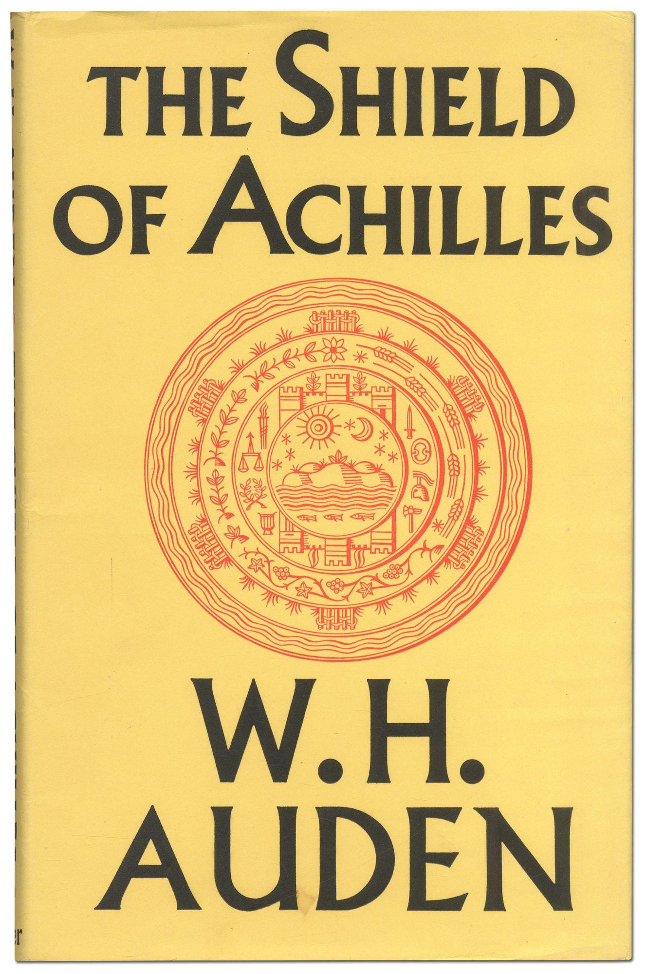 W. H. Auden - The Shield of Achilles