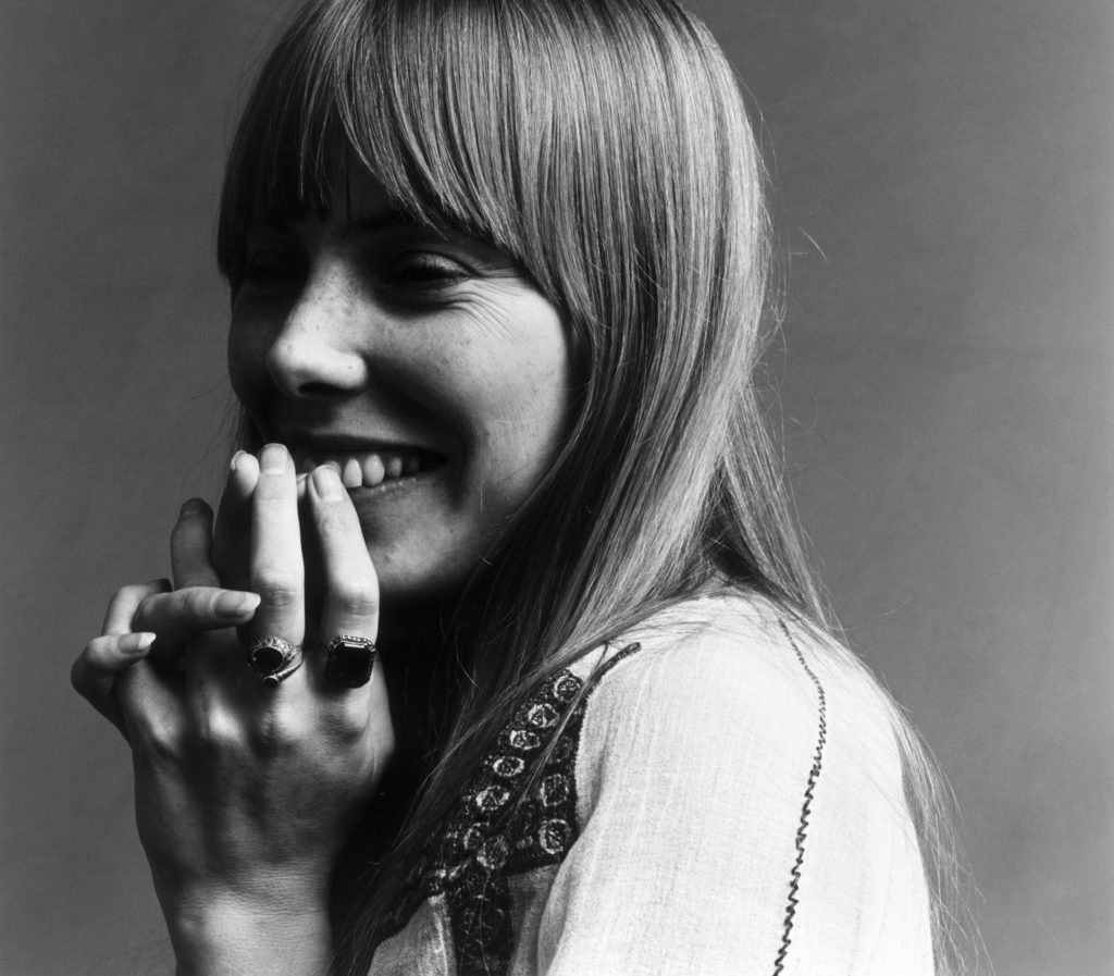 Joni Mitchell's Stylistic Journey