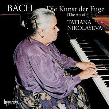 Tatiana Nikolayeva - Bach