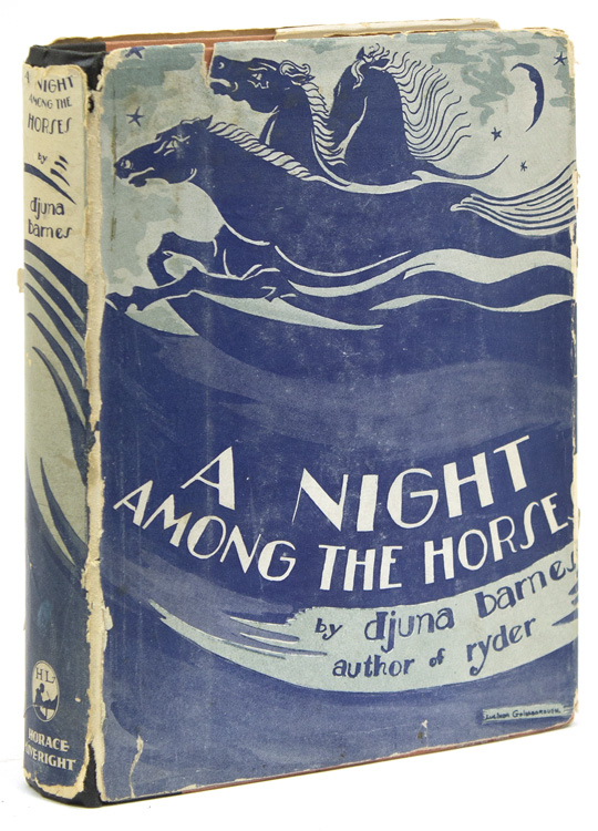 Djuna Barnes - A Night Among The Horses