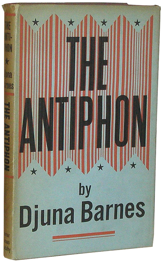 Djuna Barnes - The Antiphon