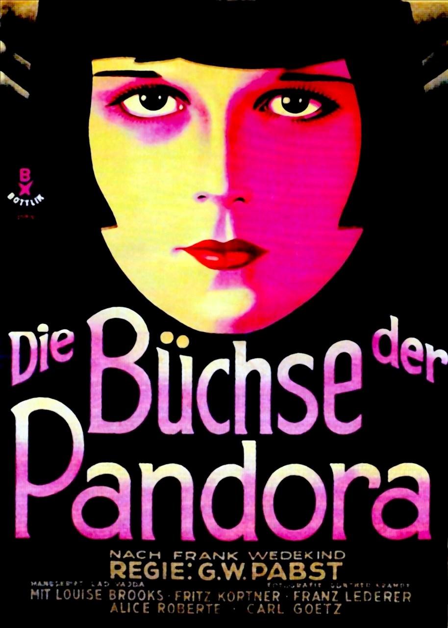 G. W. Pabst - Die Büchse der Pandora