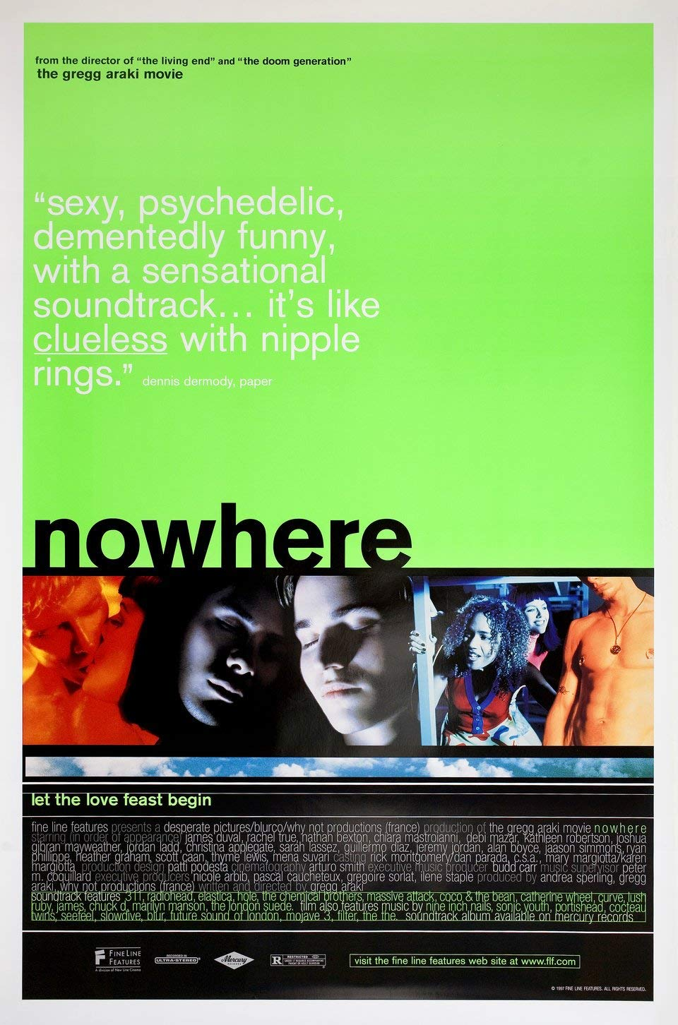 Gregg Araki - Nowhere