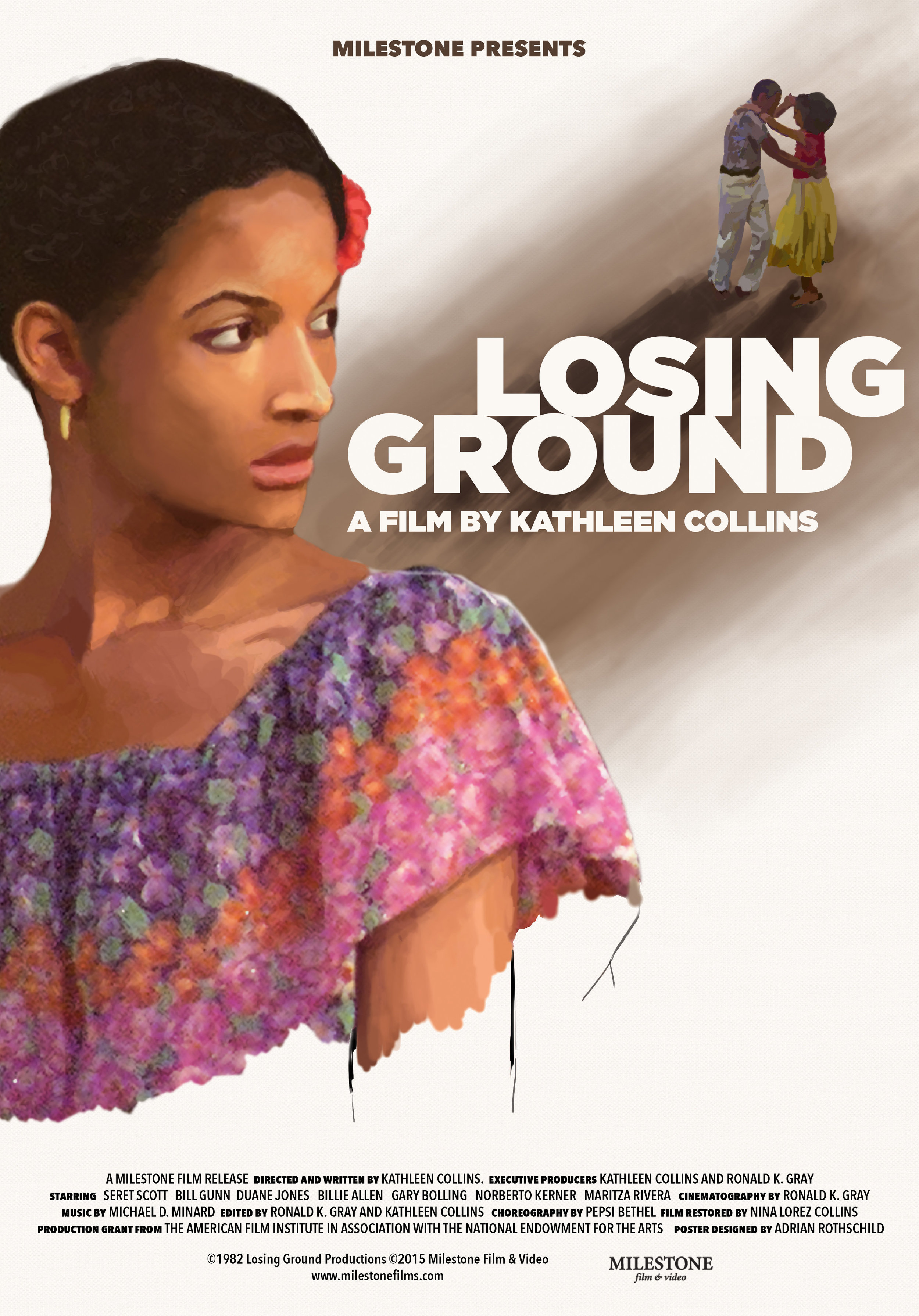 Kathleen Collins - Losing Ground