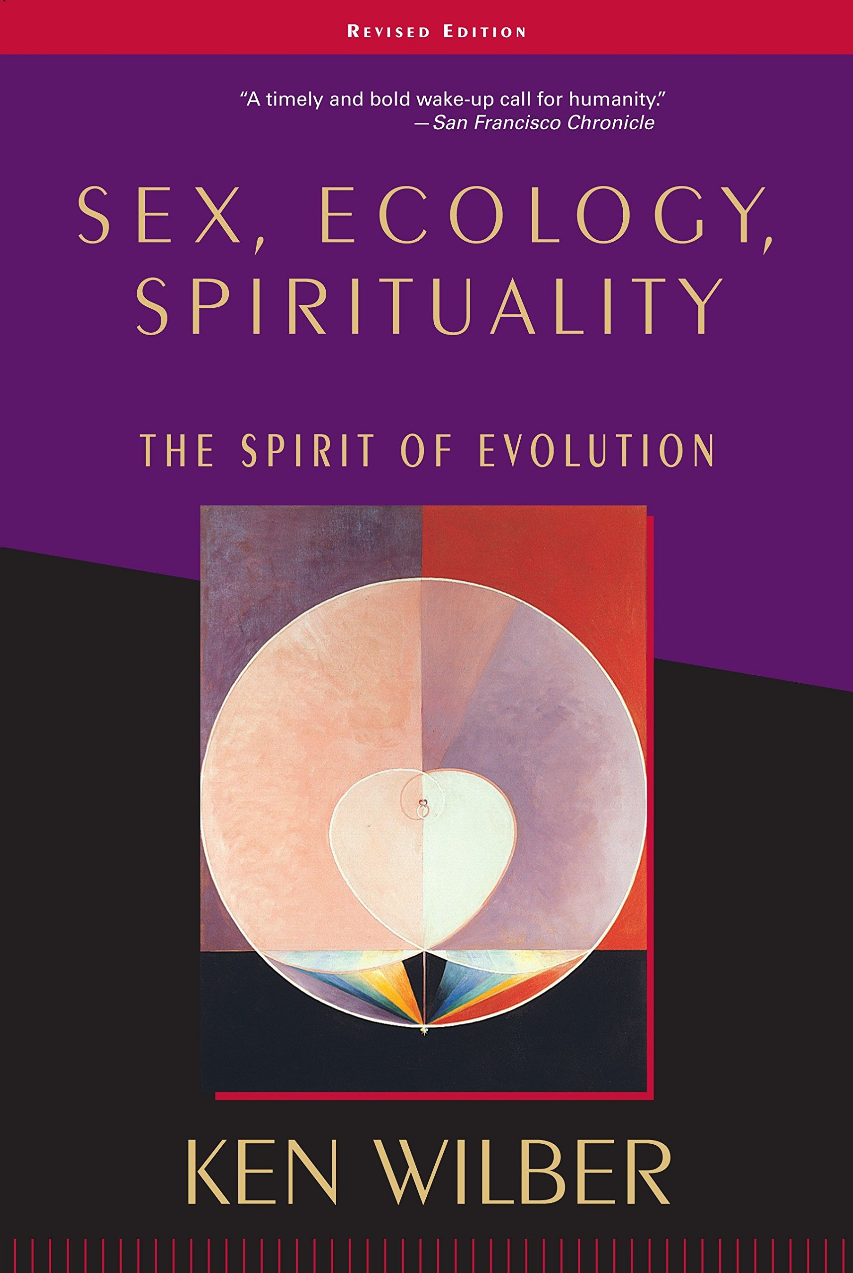 Ken Wilber - Sex, Ecology, Spirituality