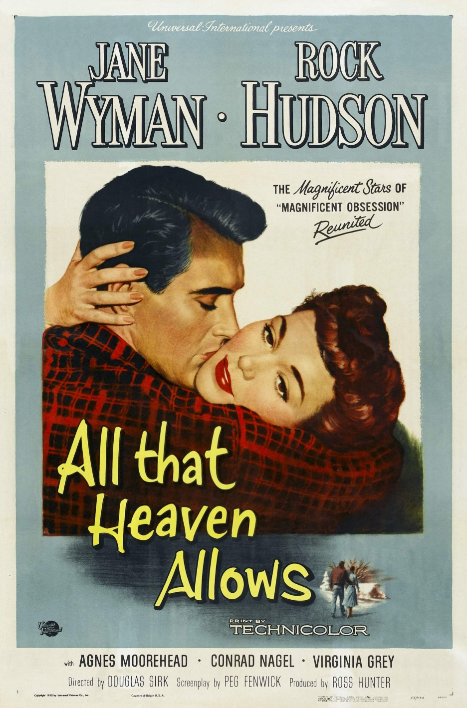Douglas Sirk - All That Heaven Allows