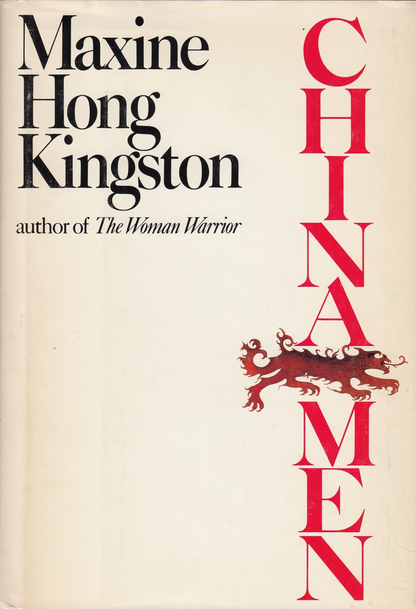 Maxine Hong Kingston - Chinamen