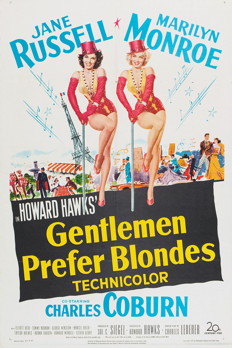 Gentleman Prefer Blondes