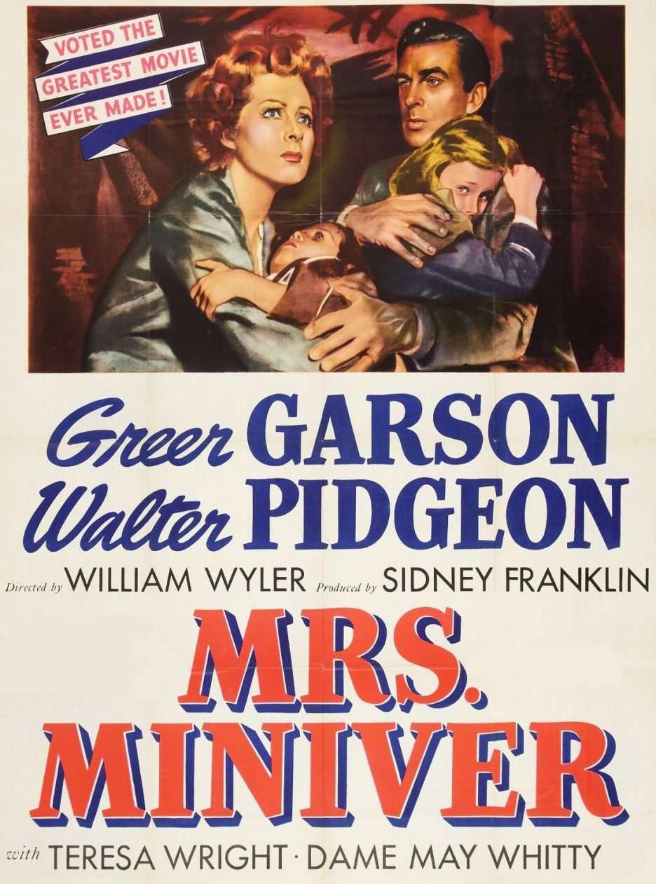 The Ghost in Mrs. Miniver