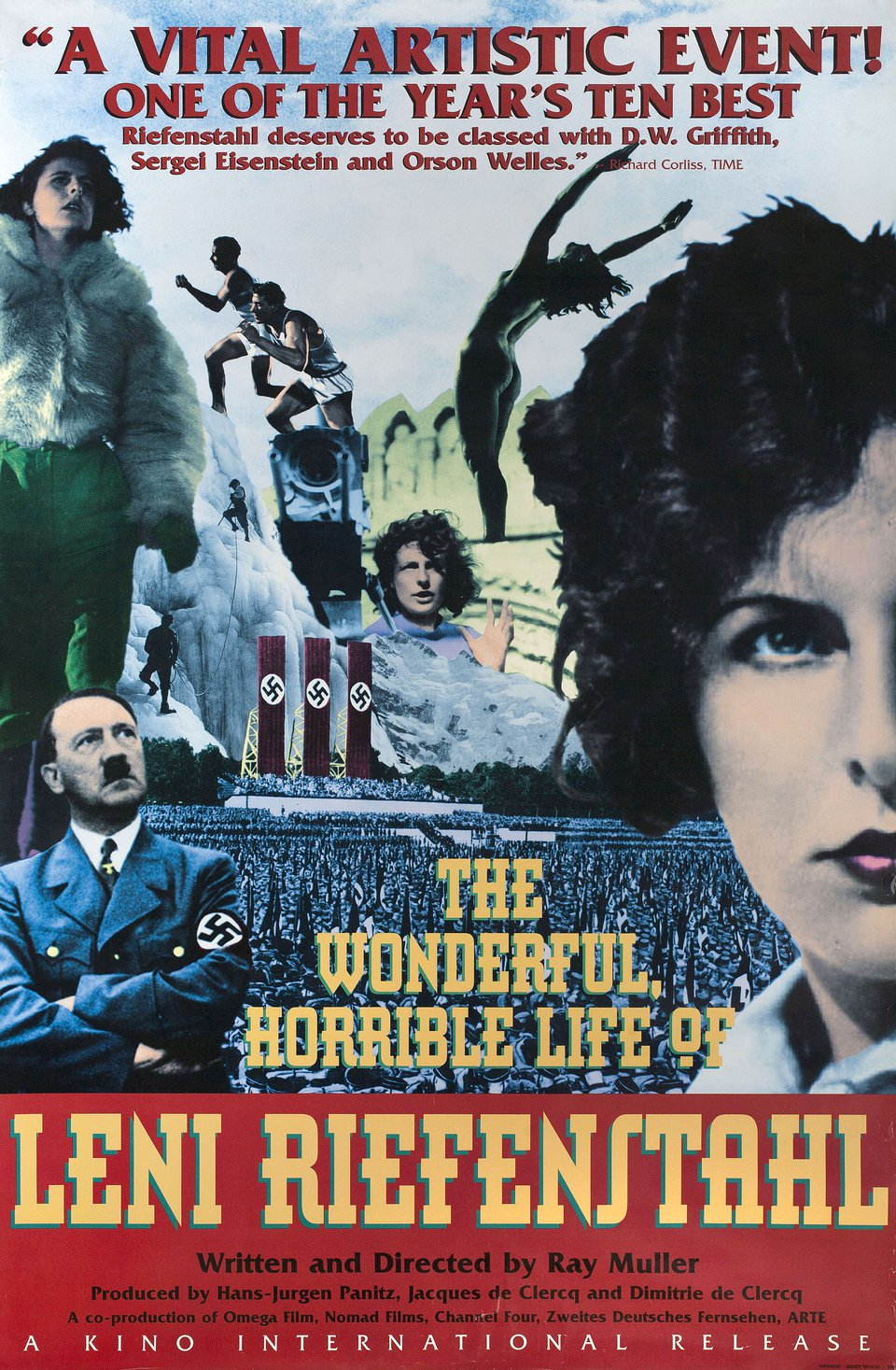 The Wonderful Horrible Life of Leni Riefenstahl