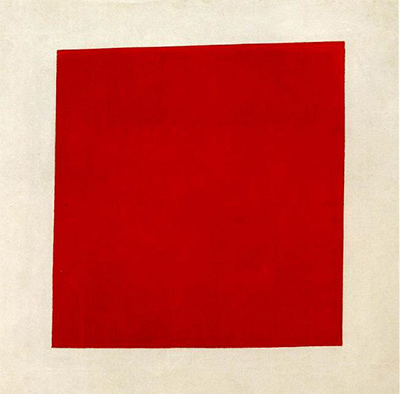 Kazimir Malevich - Red Square