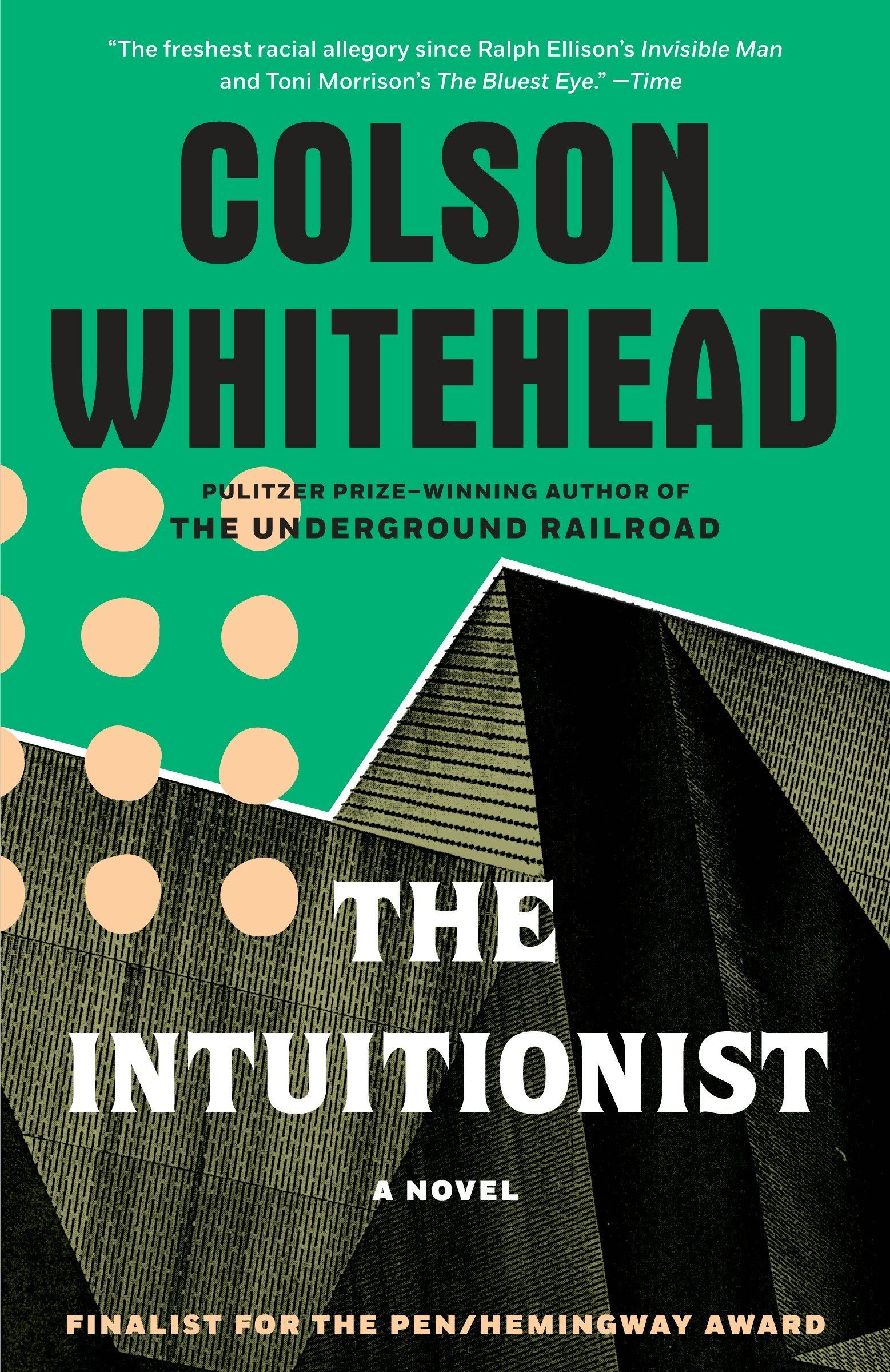 Colson Whitehead - The Intuitionist