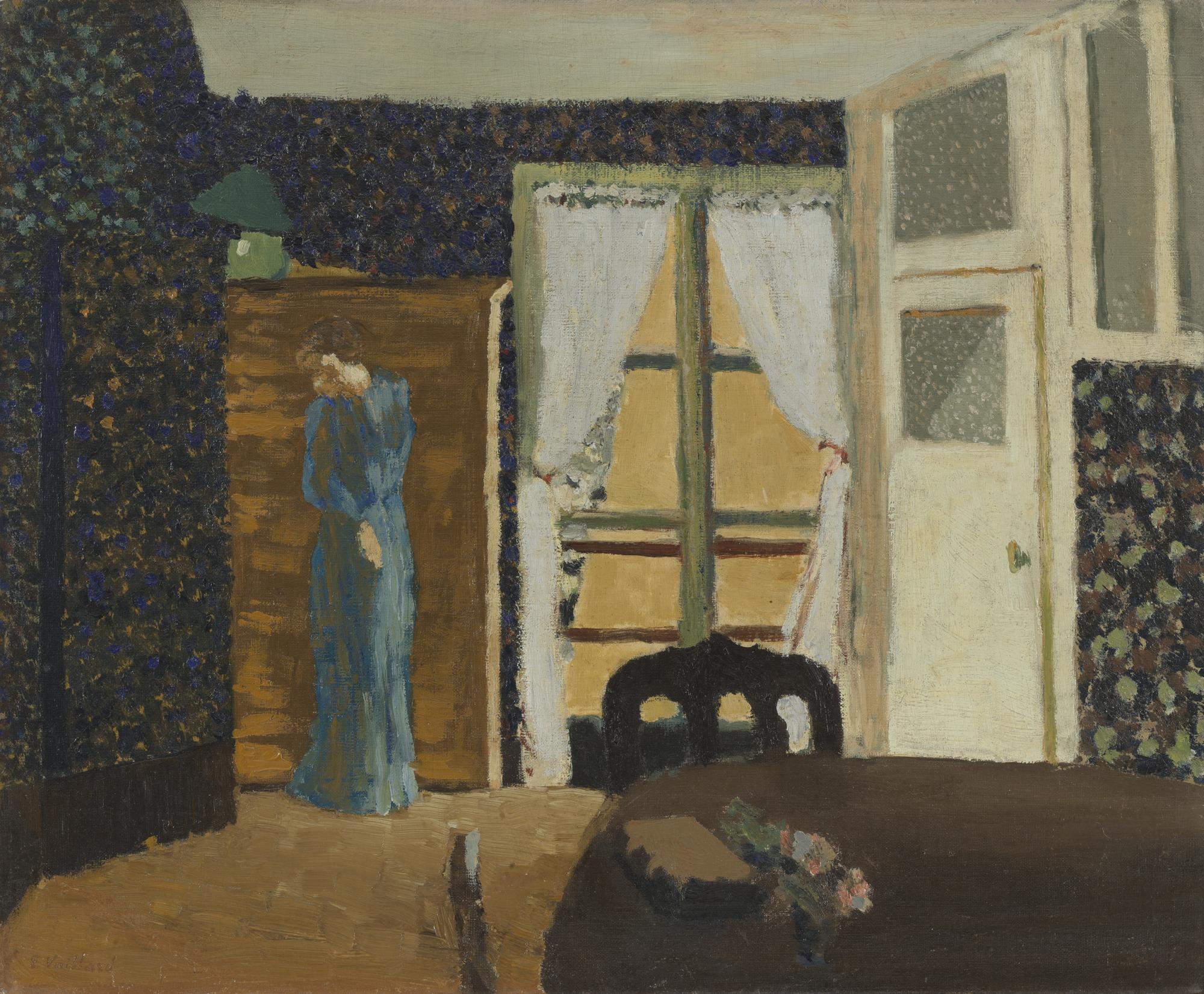 Édouard Vuillard - The Window
