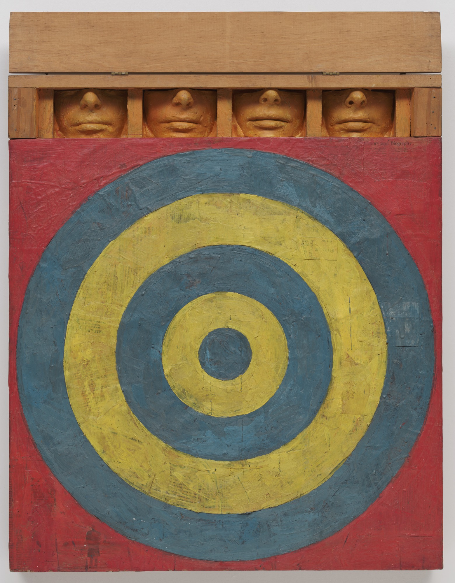 Jasper Johns - Target with Four Faces.jpg