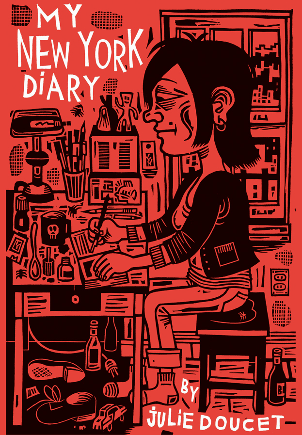 Julie Doucet - My New York Diary