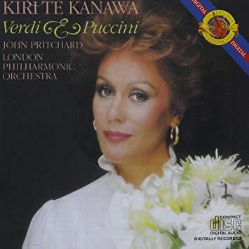Kiri Te Kanawa - Verdi and Puccini