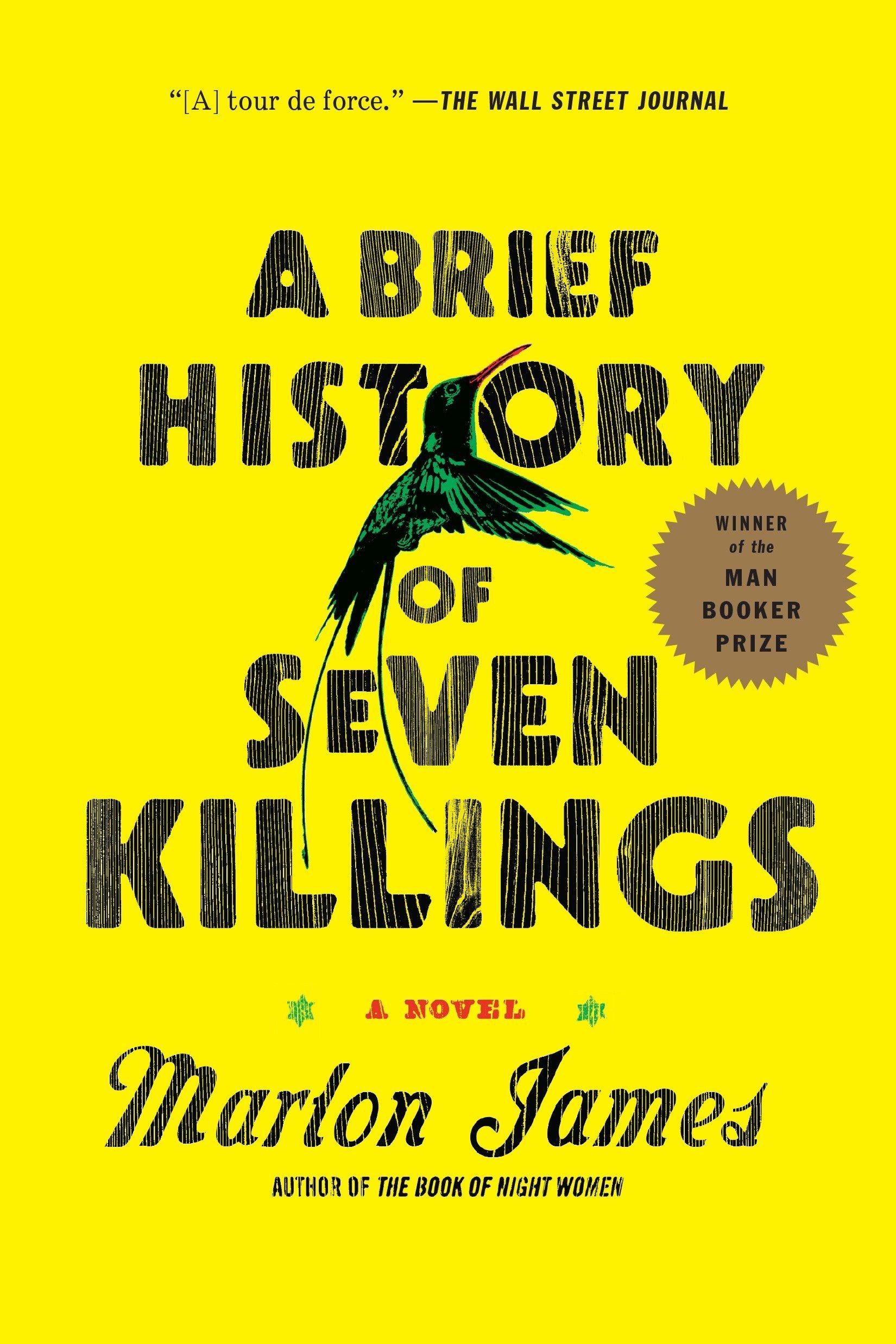 Marlon Jame - A brief history of seven killings