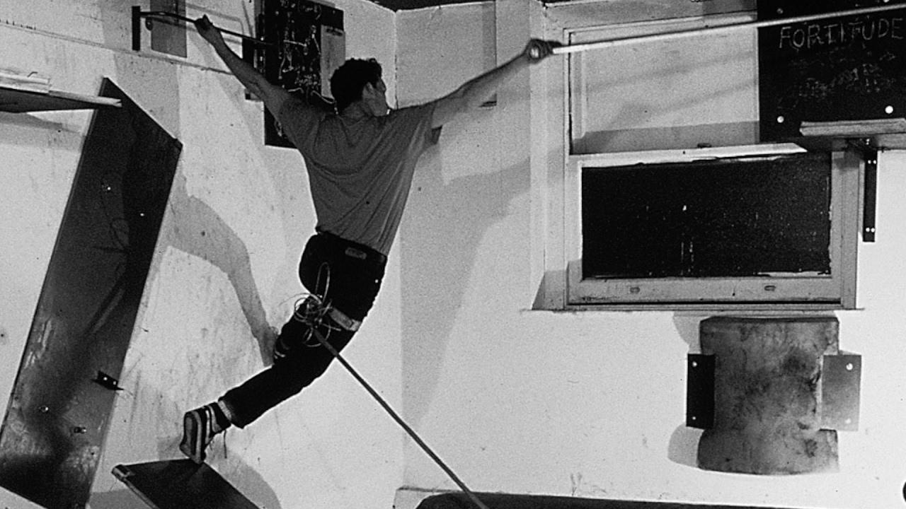Matthew Barney - Drawing Restraint