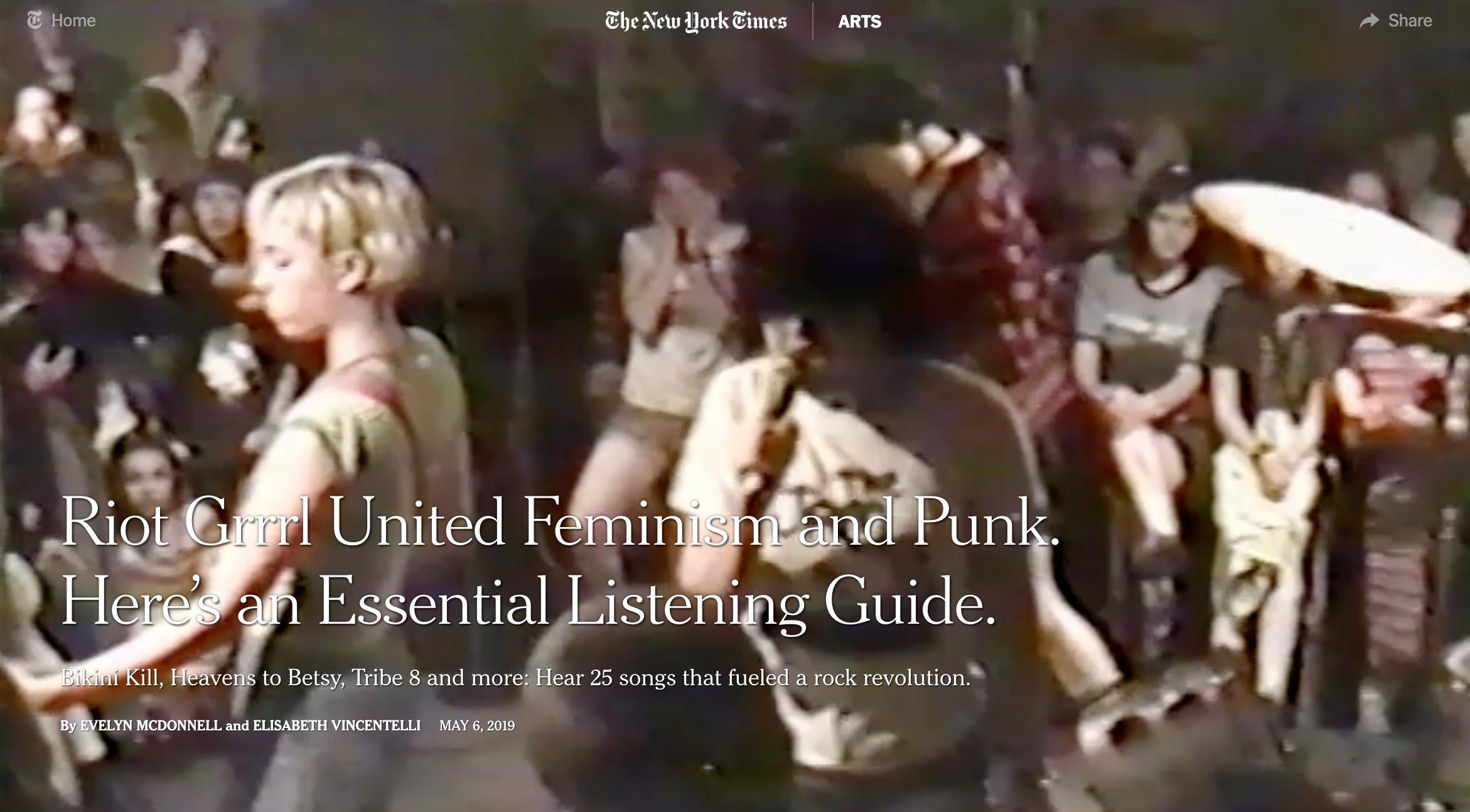 NYTimes Popcast