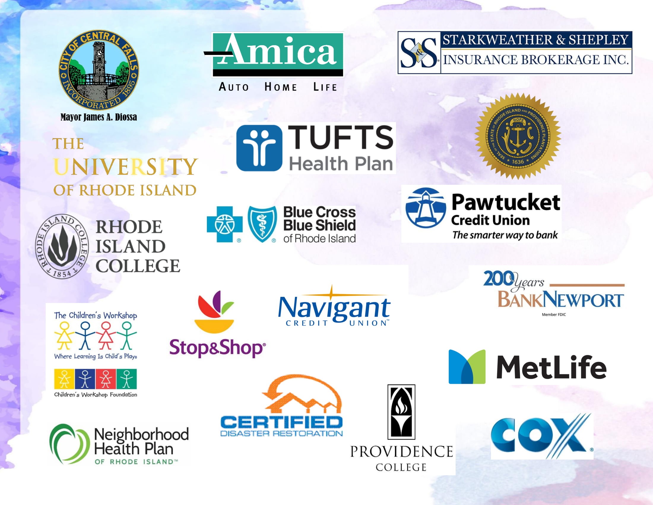 Thank you to our 2018 Sponsors! -