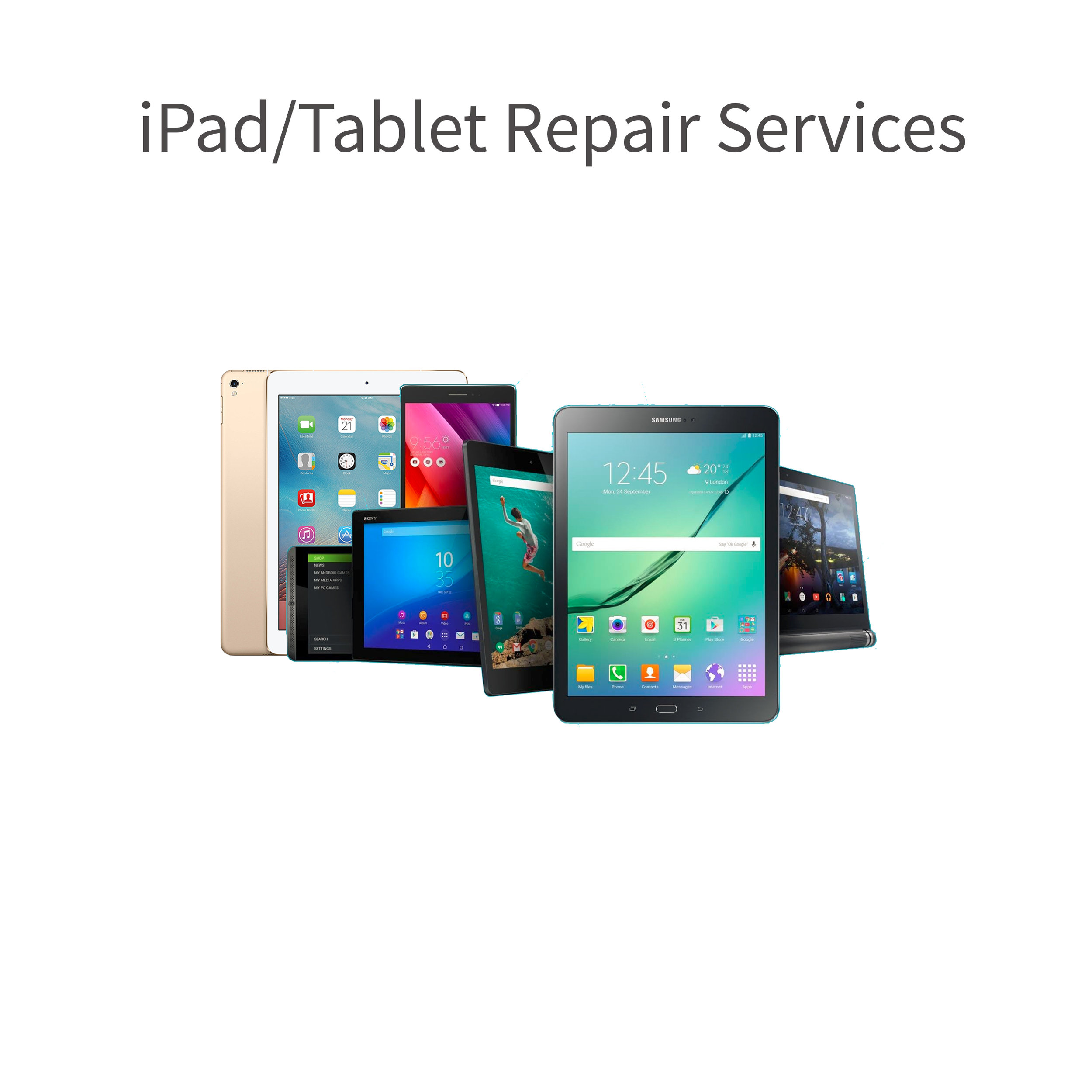 iPad / Tablet Repair Service